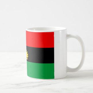 Caneca De Café Pessoas da bandeira étnica da minoria da república