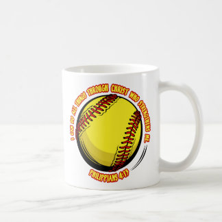CANECA DE CAFÉ PHIL.413 - SOFTBALL