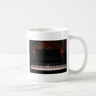 Caneca De Café Piano de cauda