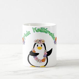 Caneca De Café Pinguim de Mele Kalikimaka