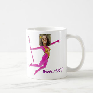 Caneca De Café Pink Fushia Wonder Woman, Fairy Wand -