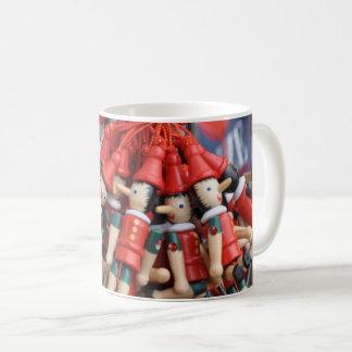 Caneca De Café Pinocchio