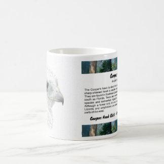 Caneca De Café Pintinho do falcão dos tanoeiros