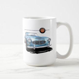 Caneca De Café Pintura de Austin Healey 3000