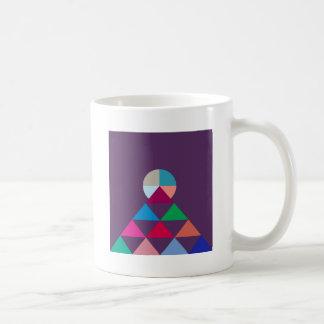 Caneca De Café Pirâmide