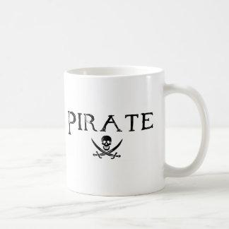 Caneca De Café Pirata