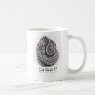 Caneca De Café Pitão da bola do peltre - personalizado