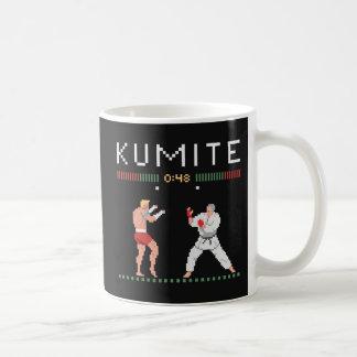 Caneca De Café Pixel Kumite