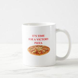 CANECA DE CAFÉ PIZZA