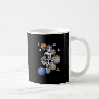 Caneca De Café planetas do sistema solar da missão espacial do
