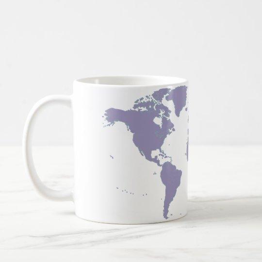 Caneca De Café Planisphere
