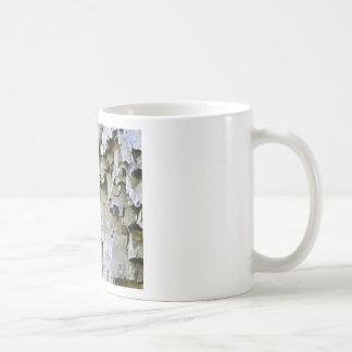 Caneca De Café plissados aleatórios da rocha
