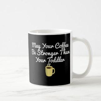 Caneca De Café Pode seu café ser mais forte do que seu café