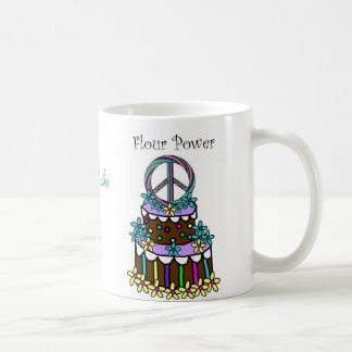 Caneca De Café Poder da farinha