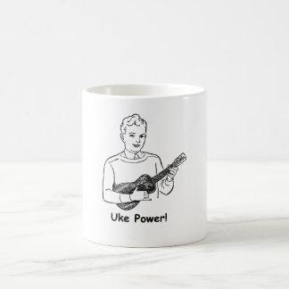 Caneca De Café Poder de Uke!