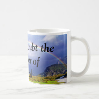 Caneca De Café Poder do deus