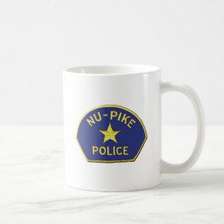 Caneca De Café Polícia de NU-Pike
