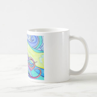 Caneca De Café Polvo de Surfin