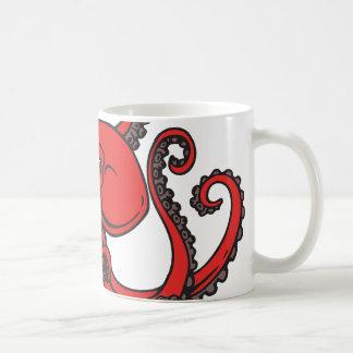 Caneca De Café Polvo vermelho