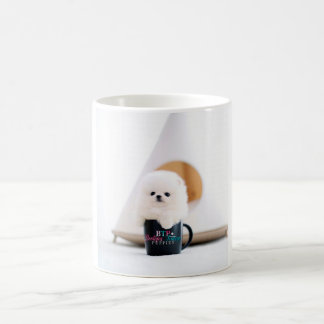 Caneca De Café Pomeranian