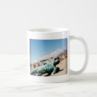 Caneca De Café Pompeii