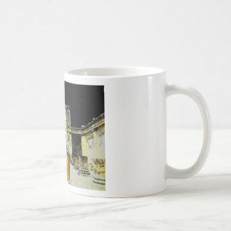 Caneca De Café Pompeii Italia