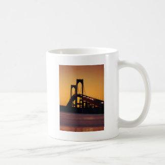Caneca De Café Ponte de Newport, RI