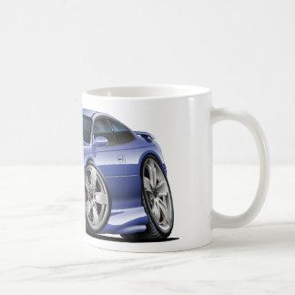 Caneca De Café Pontiac 2004-06 carro azul/cinzento de GTO