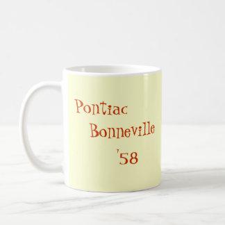 Caneca De Café Pontiac Bonneville '58
