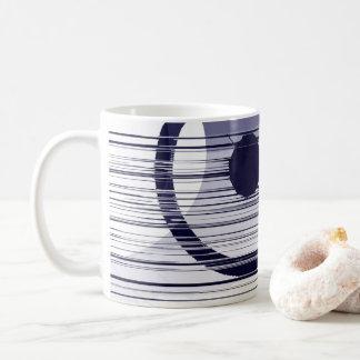 Caneca De Café ponto azul