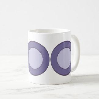 Caneca De Café Ponto do Lilac