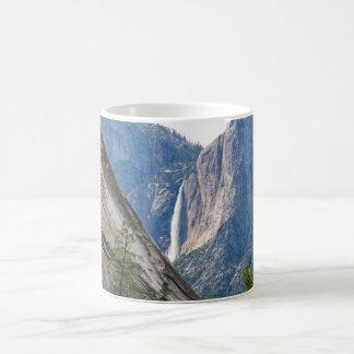 Caneca De Café Ponto superior de Yosemite Falls e de geleira 11