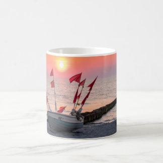 Caneca De Café Por do sol de Ahrenshoop