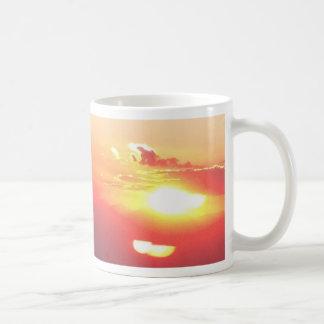 Caneca De Café Por do sol de Colorado