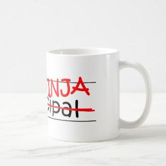 Caneca De Café Posição Ninja - principal