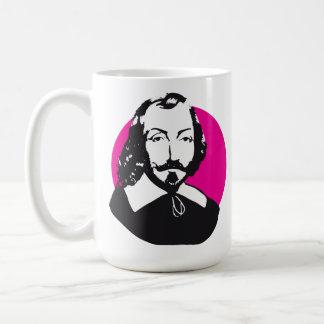 Caneca De Café Povo Francês Quebeque Samuel Champlain citação