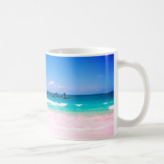 Caneca De Café Praia bonita de Bahamas