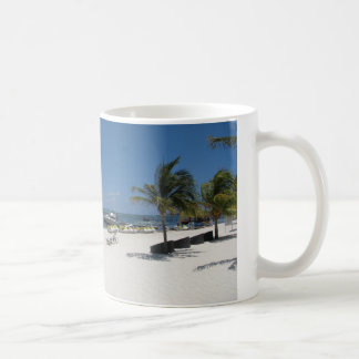 Caneca De Café praia de cancun