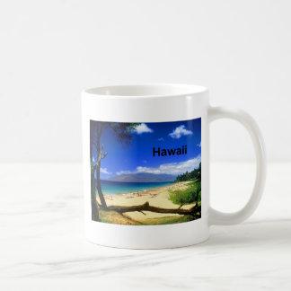 Caneca De Café Praia de Maui Havaí Kihei (St.K.)
