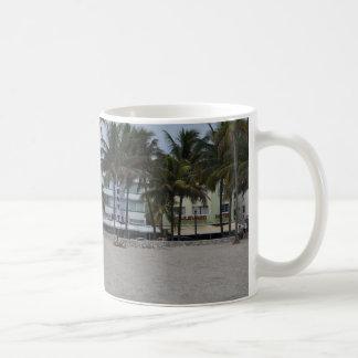 Caneca De Café Praia sul