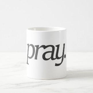 Caneca De Café pray.