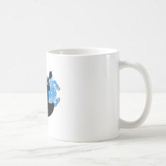 Caneca De Café Precipitação do caiaque