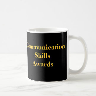 Caneca De Café Prêmio do humor do escritório dos prêmios das
