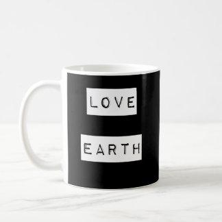 Caneca De Café Presente de Eco do ecologista do Dia da Terra