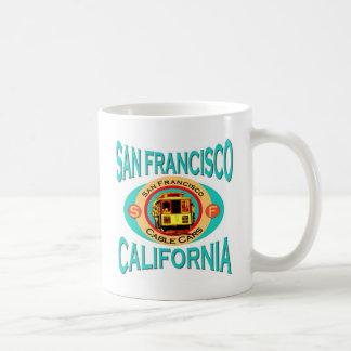 Caneca De Café Presente de San Francisco Califórnia