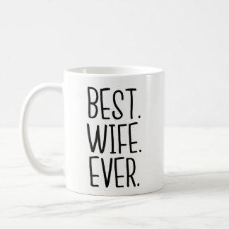 Caneca De Café Presente do dia das mães - o melhor presente de