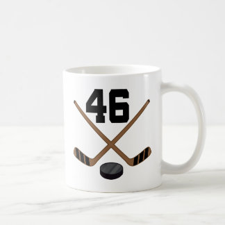 Caneca De Café Presente do número 46 do jérsei do jogador de