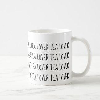 Caneca De Café Presente dos amantes do chá