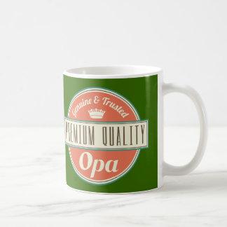 Caneca De Café Presente (engraçado) de Opa