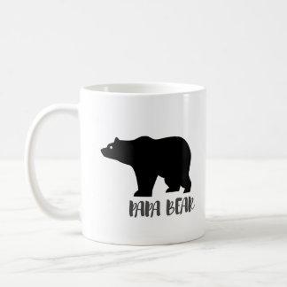 Caneca De Café Presente especial do dia dos pais: Urso da papá